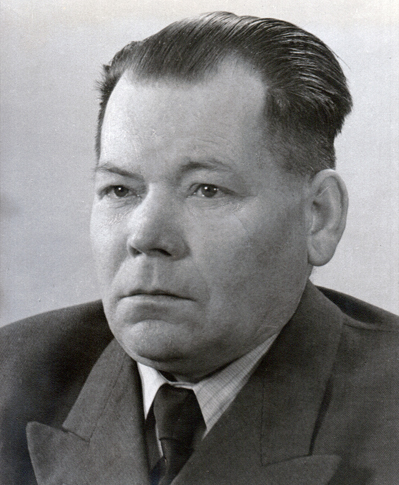 Gründer Albert Schmidt